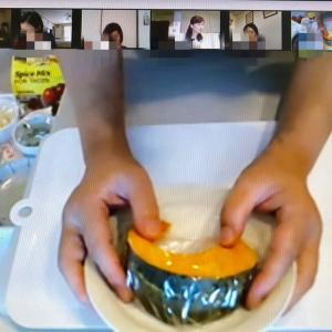 ★野菜ソムリエSANAさんのお料理レッスン①@オンライン横浜