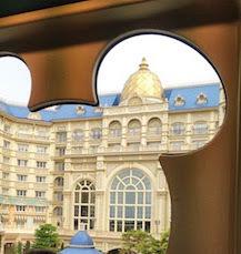 ディズニーランドホテル モノレール