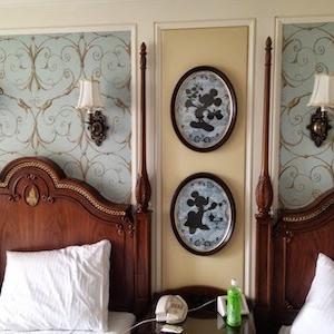 ディズニーランドホテル 部屋