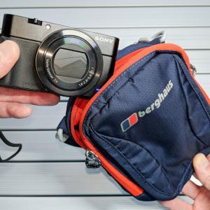 山旅カメラ#2~ベストな持ち歩き方はショルダーポーチ!SONY・RX100M4