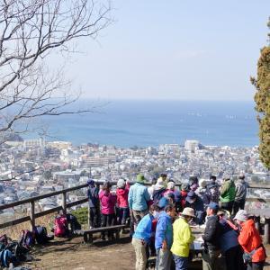 三浦アルプス・トレッキングコース#1 仙元山~南尾根~乳頭山コース