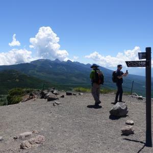 ロープウェイで山歩き☆八ヶ岳・北横岳~三ツ岳~雨池山#1