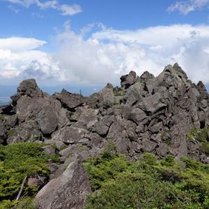 ロープウェイで山歩き☆八ヶ岳・北横岳~三ツ岳~雨池山#2