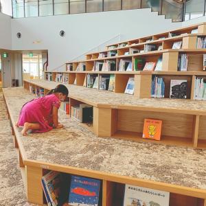 図書館と、乳歯