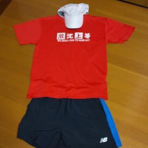 上尾cityマラソンの戦闘服