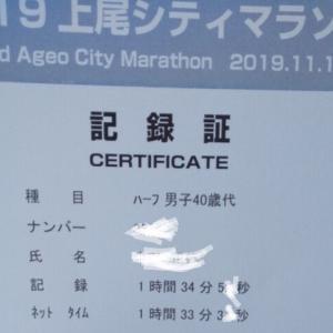 【速報】上尾cityマラソン