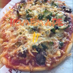 ⚘ 狭い庭でもピザ窯計画♬⚘
