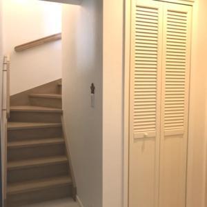 * 入居前♡WEB内覧会 ~階段と階段下収納編~ *