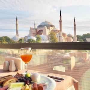 【イスタンブール】絶景テラスのホテル♡