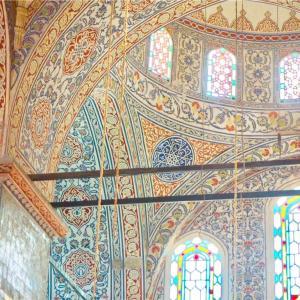 【イスタンブール】美しいオスマン建築。