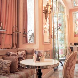 【イスタンブル】新市街の可愛い老舗ホテル♡
