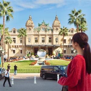 【モンテカルロ】憧れのモナコ公国へ!