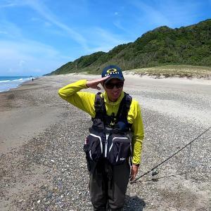 緊急企画!祝初コラボ!EFC遠藤さんにキスの投げ釣り体験してもらいました!