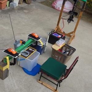 僕の入鹿池のボートワカサギの釣り座や道具やラインシステムなどを紹介します!