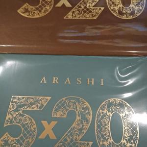 『5×20』嵐ベストアルバム