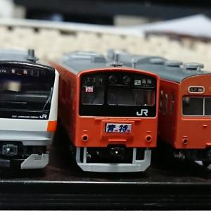 青梅線を走った電車達(その3)