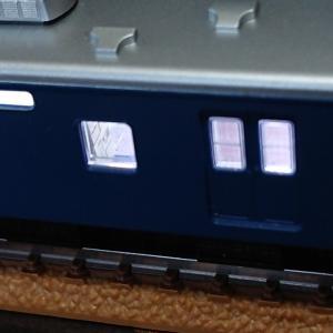 オユ10の内装を一部作成&点灯化