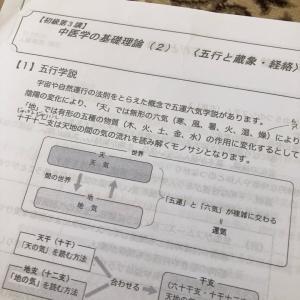 薬膳インストラクター養成初級講座・第4回目