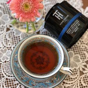 今日の紅茶~THEODOR(テオドー)アールグレイロイヤル~