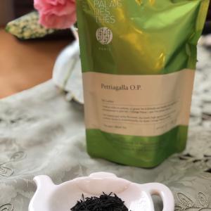 今日の紅茶~PALAIS DES THES (パレデテ)・ペティアガラ~
