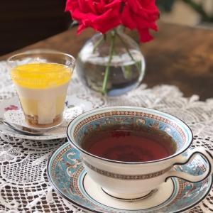 今日の紅茶~ちょっとした工夫で最後まで美味しく~