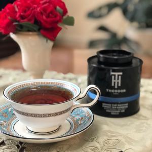今日の紅茶~THE O DOR(テオドー)アールグレイロイヤル~