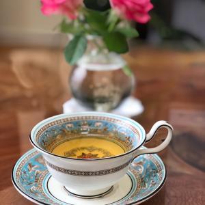 今日の紅茶~ダージリンファーストフラッシュ・淡い水色(すいしょく)~