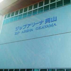 岡山マラソン前日