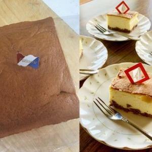 ステンドグラス工房(鳩ノ巣)日記その5・・・毎回手作りお菓子を持って行くのが楽しみです。今回はスフレチーズケーキ。