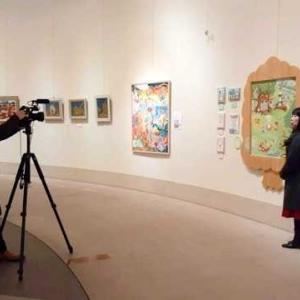 KSAC Valentine Art Festa 2021会場での「アーティストトーク」がYouTubeに上がりました。裕実♡Yumi5分くらいです。