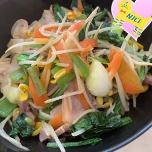 激うますぎる♡♡♡台湾の汁なしインスタント麺!!!