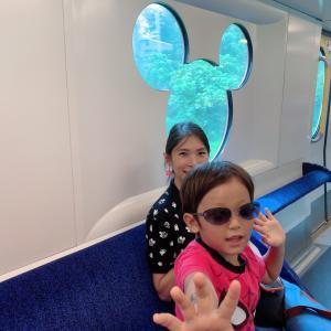 香港ディズニーランドへGO!!!