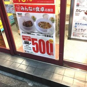 40%とか、500円とか(数字の効果と色)