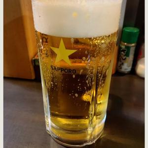 (*Ü*)焼き鳥とビール(*Ü*)