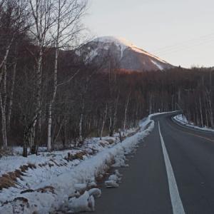 北八ヶ岳で雪山歩き
