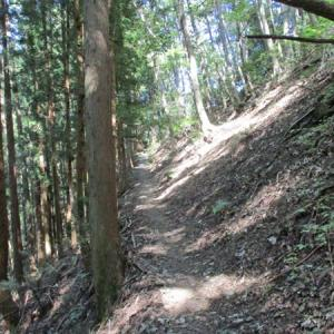 奥武蔵の二子山(9月末)