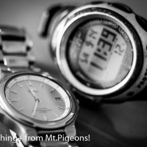 episode158…アウトドア用の時計が欲しいけど・・・。