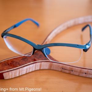 episode1587…眼鏡のレンズを交換してみた。