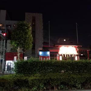2019年10月 週末 デパートメントH前 吉原無料案内所 ラグビーW杯 バカな日本人 次はちゃんと行きます!!