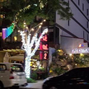 2020年1月 ダナン・ホーチミン(6)ダナンVipマッサージ Seven sea hotel ミケアビーチ シェラトンレジデンス アパートメント フォーポイント