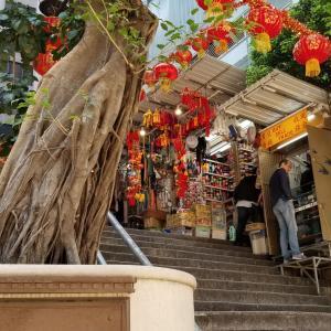 2020年2月末 香港(3) 新型コロナ水際対策 香港シャットアウト 141 Hop Yee Building 富士大夏 ねっとりおまおま