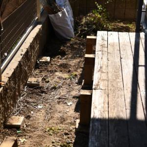 お庭改造!