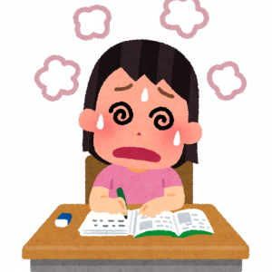 実録!ママ子の英検2級一次試験①(前夜まで)
