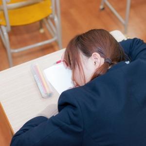 勉強と塾と、睡眠不足。