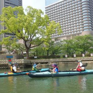 GW 大阪ふれあいの水辺ツアー