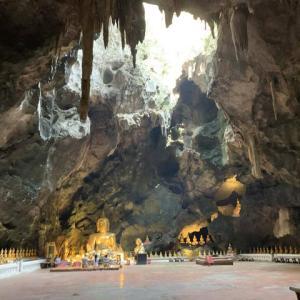 バンコクから列車行く日帰り旅!!神秘的な洞窟「カオルアン洞窟」行き方&日帰りスケジュール編