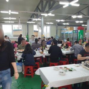仁川の水産市場で ワタリガニ、 エビ、 コノハダ お腹いっぱい食べてきました  蘇莱浦口(ソレポグ)