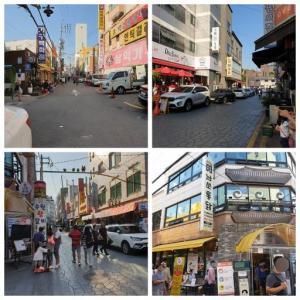 韓国映画の舞台にもなった 水原チキン通りで、美味しいチキン食べてきました。 長安トンダッ「장안통닭」