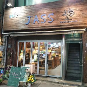 【忠武路】 cafe jass「카페자스」 アットホームで、すごくリーズナブルだけど 可愛いカフェ ^^