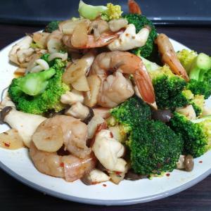 【コロナ家ごもり】 おやじの自宅ご飯3 エビの醤油漬け使って料理してみました